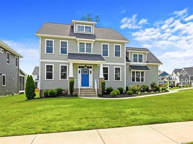 14801 Litton Drive, Midlothian, VA 23112 (MLS #2121162) :: Village Concepts Realty Group