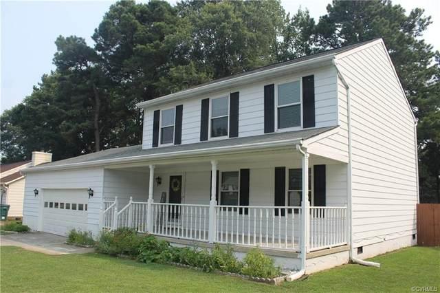 10109 Laurel Lakes Drive, Glen Allen, VA 23060 (MLS #2121175) :: EXIT First Realty