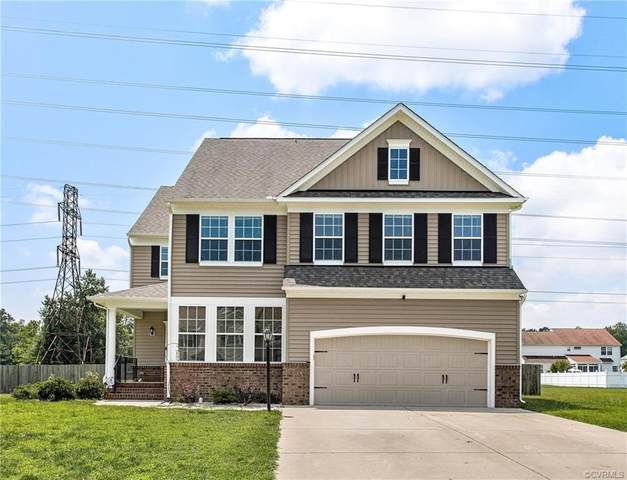 361 Kilt Drive, Chester, VA 23836 (MLS #2121186) :: EXIT First Realty