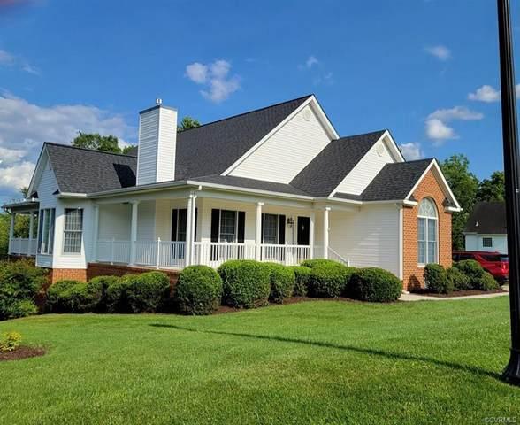 299 Kennon Pointe Drive, Colonial Heights, VA 23834 (MLS #2121199) :: Treehouse Realty VA