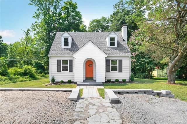 405 Lakeside Boulevard, Henrico, VA 23227 (MLS #2121200) :: Small & Associates