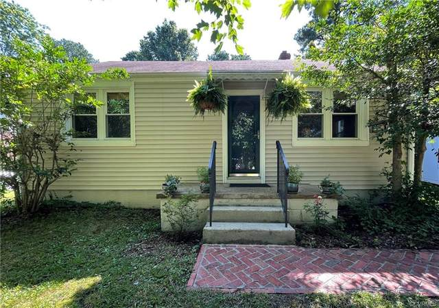 7603 Seminary Avenue, Henrico, VA 23227 (MLS #2121231) :: Village Concepts Realty Group