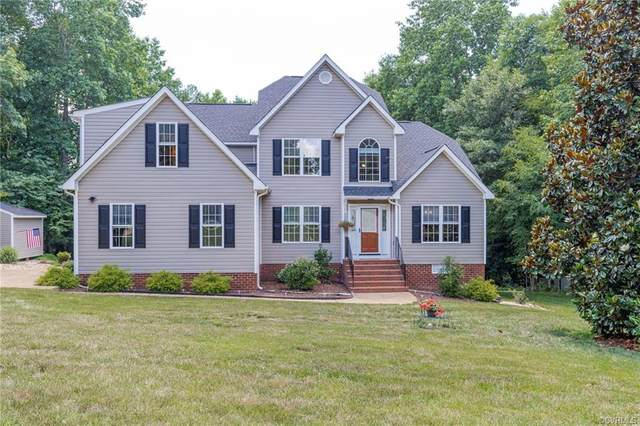 13918 Sandrock Ridge Drive, Chesterfield, VA 23838 (MLS #2121249) :: EXIT First Realty