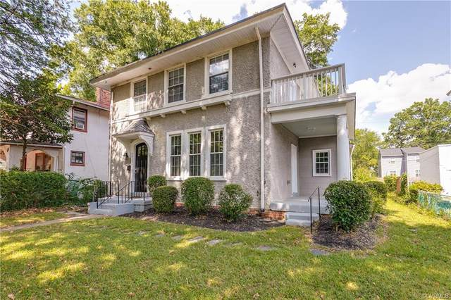 3217 North Avenue, Richmond, VA 23222 (MLS #2121255) :: EXIT First Realty