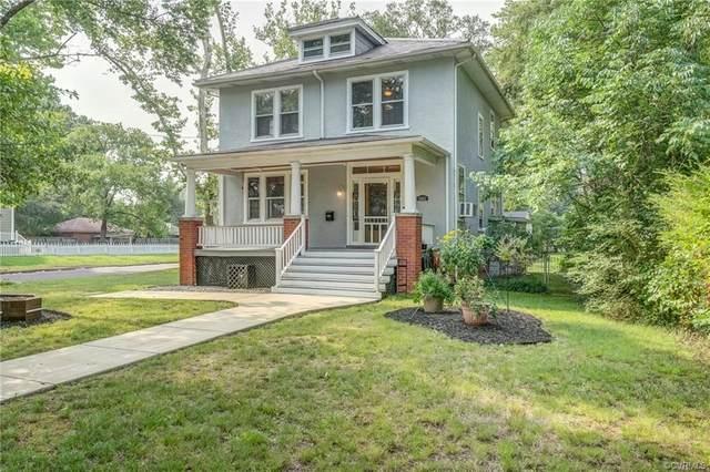 1401 W Laburnum Avenue, Richmond, VA 23227 (MLS #2121315) :: Small & Associates