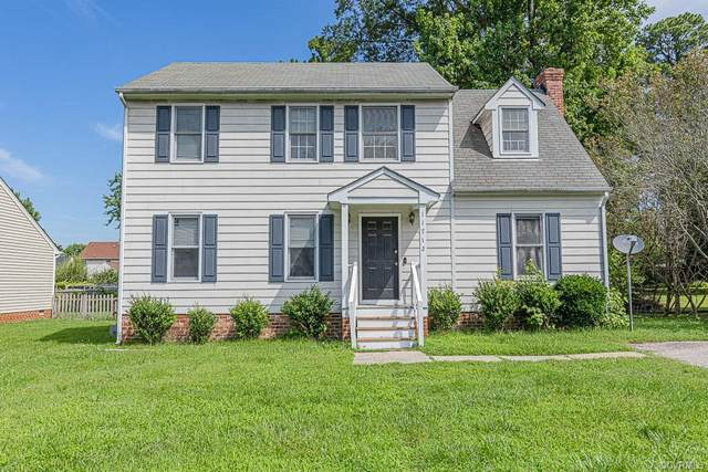 11712 Timber Mill Lane, Henrico, VA 23233 (MLS #2121323) :: EXIT First Realty