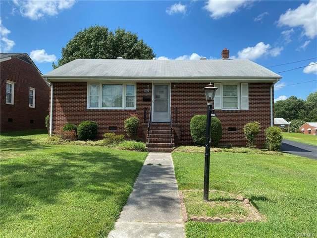 306 Walnut Avenue, Colonial Heights, VA 23834 (MLS #2121347) :: Small & Associates