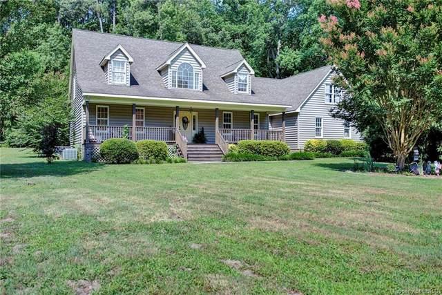 603 Hornsbyville Road, Seaford, VA 23692 (#2121391) :: Abbitt Realty Co.