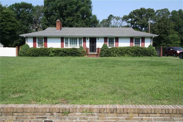 5506 Raleigh Road, Henrico, VA 23231 (MLS #2121399) :: EXIT First Realty