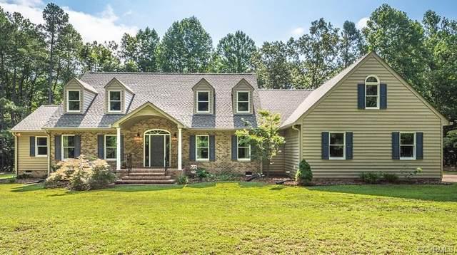 9300 Honeymoon Cottage Way, Mechanicsville, VA 23116 (MLS #2121468) :: Small & Associates