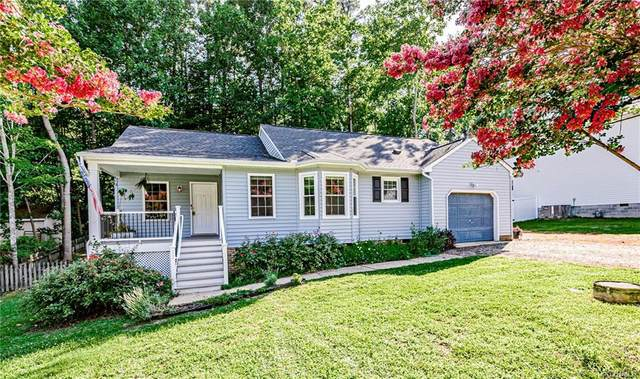 3308 Pinecrest Circle, Toano, VA 23168 (MLS #2121496) :: EXIT First Realty