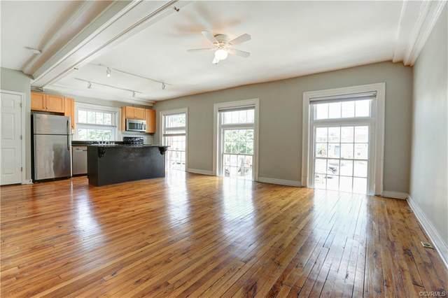 219 N 19th Street U23, Richmond, VA 23223 (MLS #2121511) :: Small & Associates