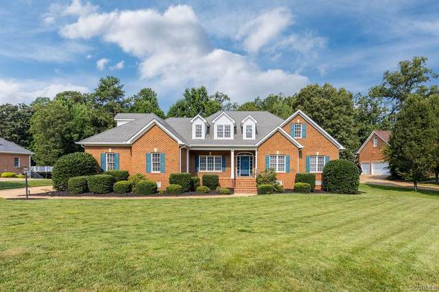 10648 Michmar Drive, Chester, VA 23831 (MLS #2121568) :: The Redux Group
