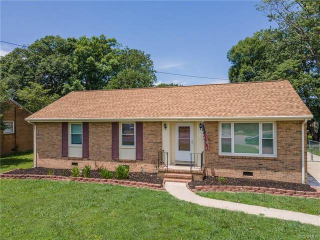 3112 Conduit Road, Colonial Heights, VA 23834 (MLS #2121588) :: EXIT First Realty