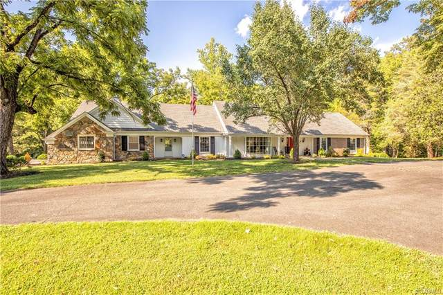 6904 James Madison Highway, Fork Union, VA 23055 (MLS #2121627) :: Village Concepts Realty Group