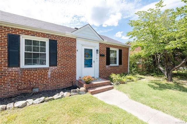 5218 Bloomingdale Avenue, Henrico, VA 23228 (MLS #2121631) :: EXIT First Realty