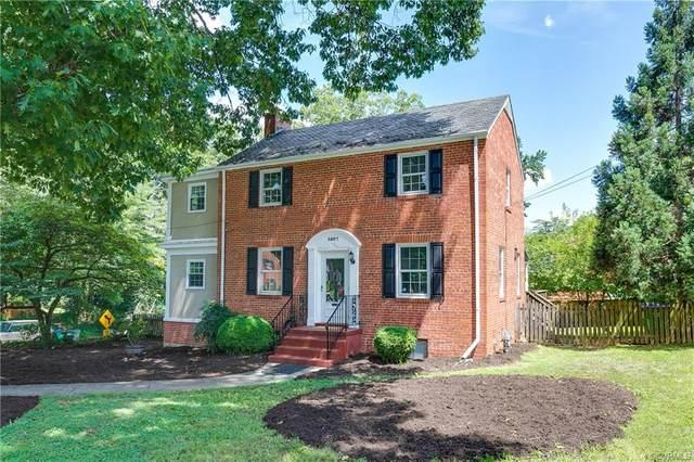 1807 W 42nd Street, Richmond, VA 23225 (MLS #2121640) :: EXIT First Realty
