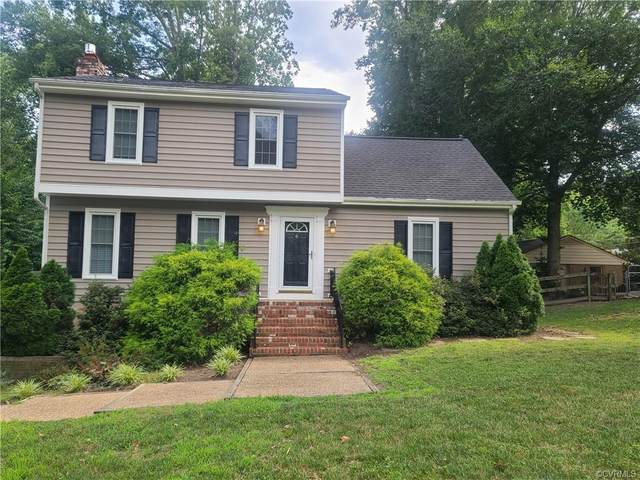9329 Falcon Drive, Mechanicsville, VA 23116 (MLS #2121642) :: EXIT First Realty