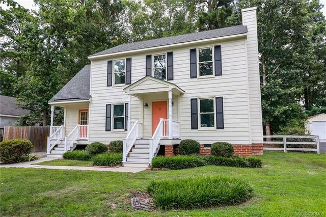 2380 Horsley Drive, Henrico, VA 23233 (MLS #2121670) :: Small & Associates