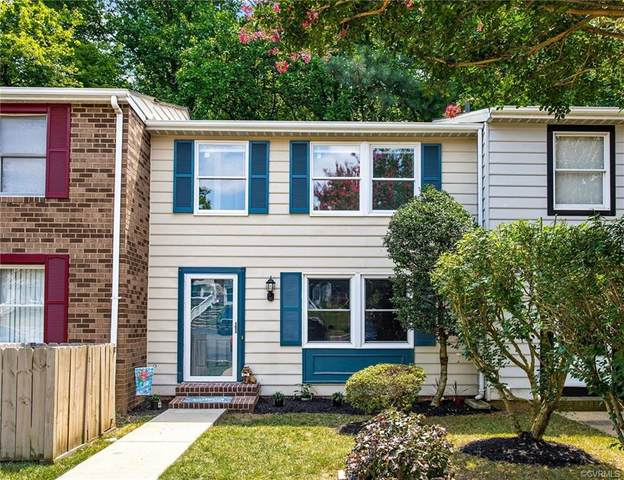 727 Sturgis Drive, North Chesterfield, VA 23236 (MLS #2121676) :: EXIT First Realty