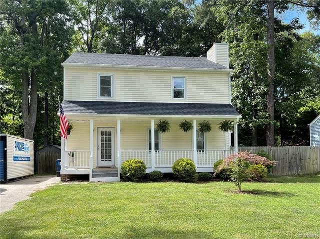 1920 Millsap Lane, Chesterfield, VA 23235 (MLS #2121685) :: EXIT First Realty