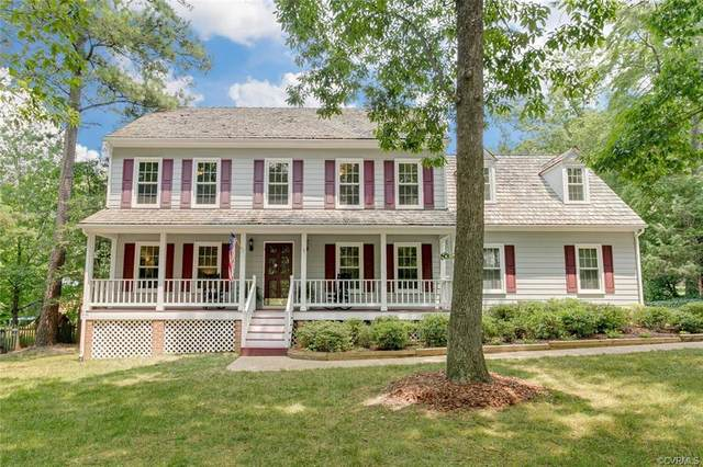 13609 Swanhollow Drive, Henrico, VA 23233 (MLS #2121690) :: Small & Associates