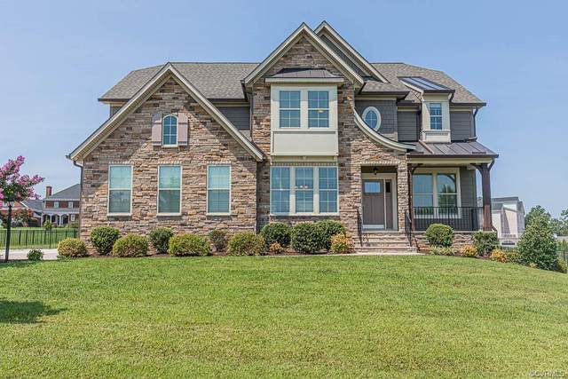 11518 Channel View Drive, Chester, VA 23836 (MLS #2121700) :: EXIT First Realty