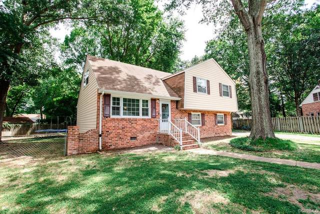11711 Sainsbury Court, Chesterfield, VA 23113 (MLS #2121732) :: EXIT First Realty