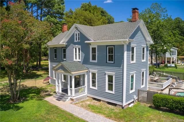 95 Starfish Lane, White Stone, VA 22578 (MLS #2121754) :: Treehouse Realty VA
