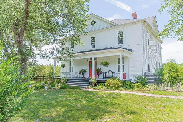 15547 Mountain Road, Montpelier, VA 23192 (MLS #2121777) :: EXIT First Realty