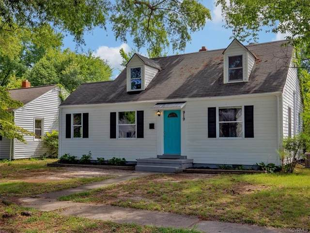 919 Hill Top Drive, Richmond, VA 23225 (MLS #2121821) :: EXIT First Realty