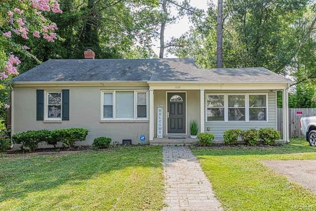 1117 Newell Road, Richmond, VA 23225 (MLS #2121869) :: Treehouse Realty VA
