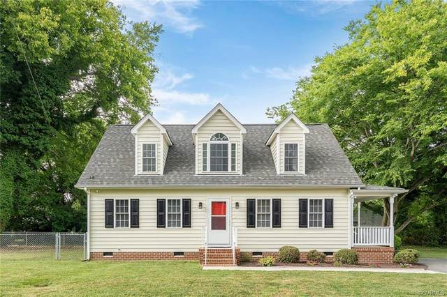 600 Henry Street, Ashland, VA 23005 (#2121888) :: The Bell Tower Real Estate Team
