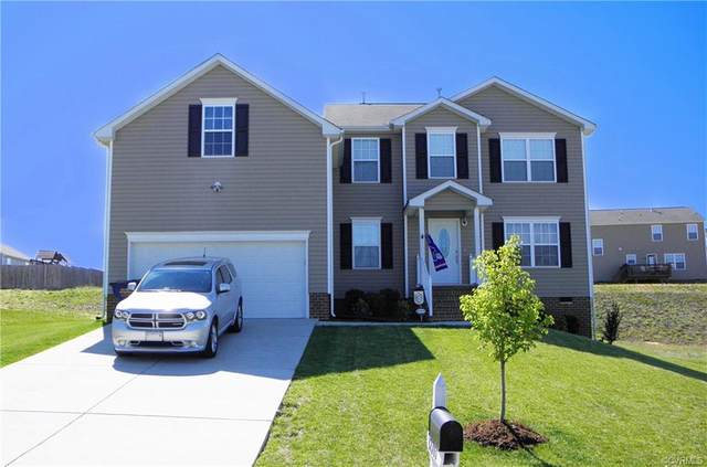 12713 Wensley Lane, Chester, VA 23831 (MLS #2121912) :: Village Concepts Realty Group