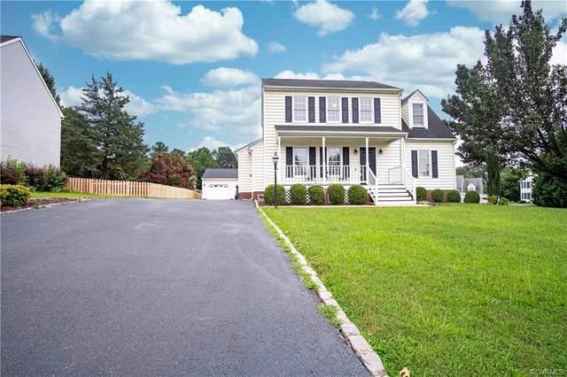 6391 Lark Way, Mechanicsville, VA 23111 (MLS #2121913) :: The RVA Group Realty