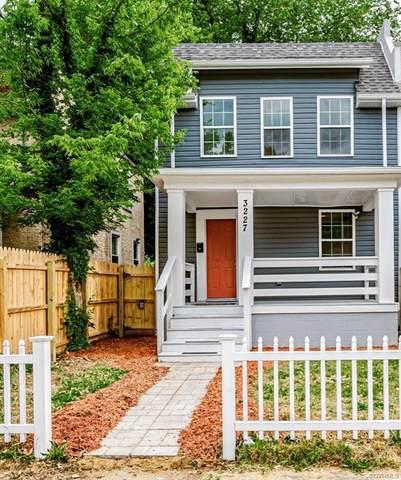 3227 5th Avenue, Richmond, VA 23222 (MLS #2121915) :: EXIT First Realty