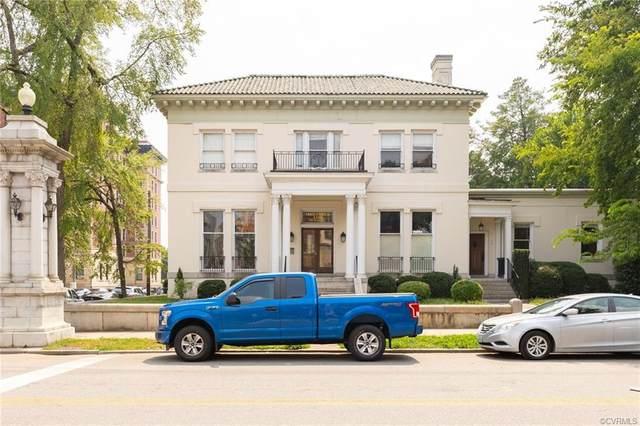 1101 W Grace Street U6, Richmond, VA 23220 (MLS #2121944) :: Small & Associates