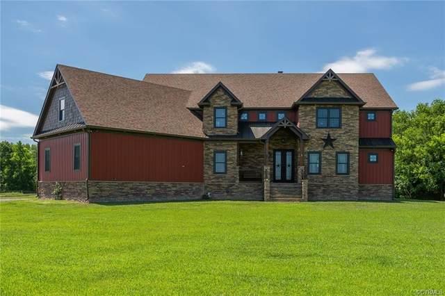 10291 Old Ridge Road, Ashland, VA 23005 (MLS #2121949) :: Small & Associates