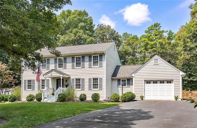 11433 Westcreek Court, North Chesterfield, VA 23236 (MLS #2121997) :: The Redux Group