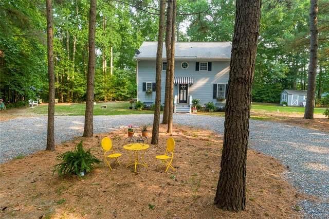 535 Pipe N Tree Drive, Hartfield, VA 23071 (MLS #2121998) :: EXIT First Realty