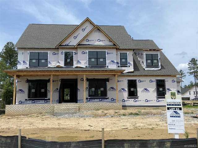 8843 Forge Gate Lane, Chesterfield, VA 23832 (MLS #2122013) :: The Redux Group