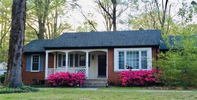 11204 Wimberly Drive, Henrico, VA 23238 (MLS #2122034) :: EXIT First Realty