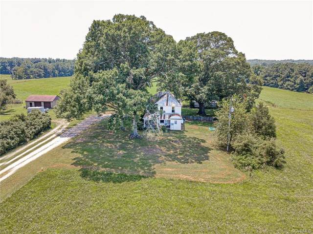 6100 Dennisville Road, Amelia Courthouse, VA 23002 (MLS #2122053) :: Village Concepts Realty Group
