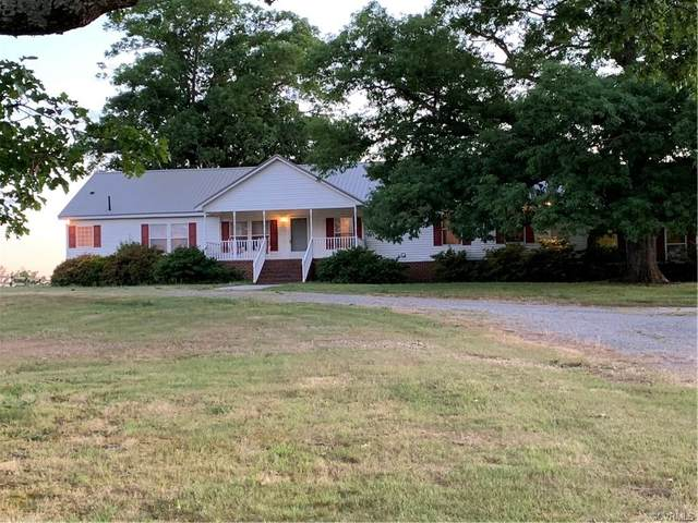 13877 Western Mill Road, Lawrenceville, VA 23868 (MLS #2122058) :: Village Concepts Realty Group