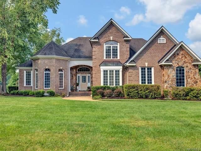 302 Rexmoor Terrace, Chesterfield, VA 23236 (MLS #2122067) :: Treehouse Realty VA