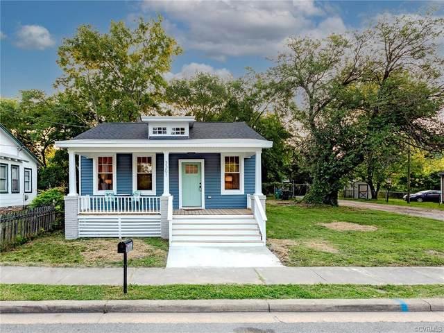 3301 Tuxedo Boulevard, Richmond, VA 23223 (MLS #2122094) :: EXIT First Realty