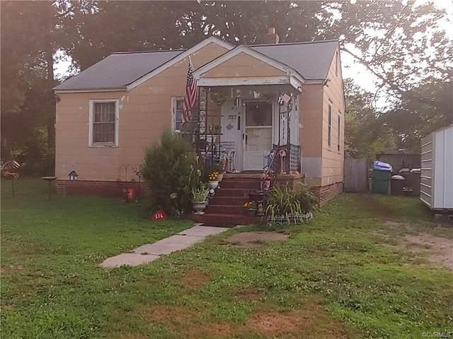 616 Queen Anne Drive, Richmond, VA 23224 (#2122116) :: The Bell Tower Real Estate Team