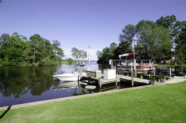 894 Shore Drive, Hartfield, VA 23071 (MLS #2122133) :: Small & Associates
