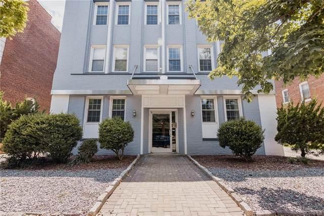 2705 Hanover Avenue #10, Richmond, VA 23220 (MLS #2122137) :: Small & Associates