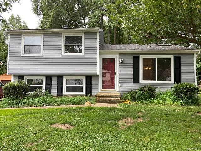 9703 Needles Way, Glen Allen, VA 23060 (MLS #2122151) :: Village Concepts Realty Group